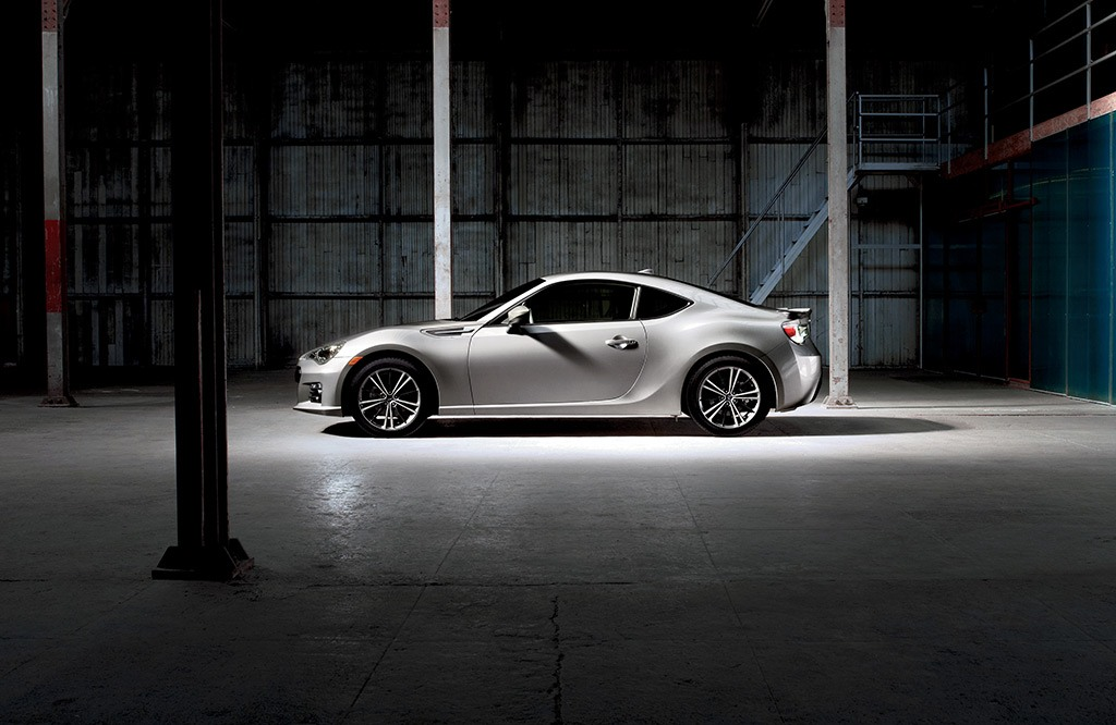 BRZ Limited in Ice Silver Metallic