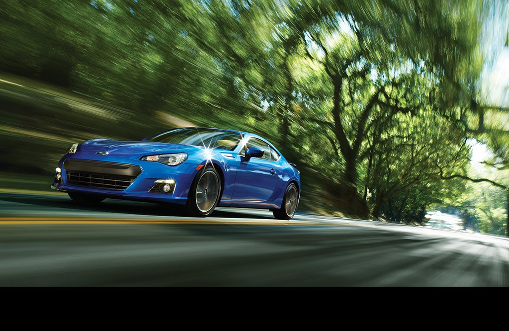 BRZ Limited in WR Blue Pearl