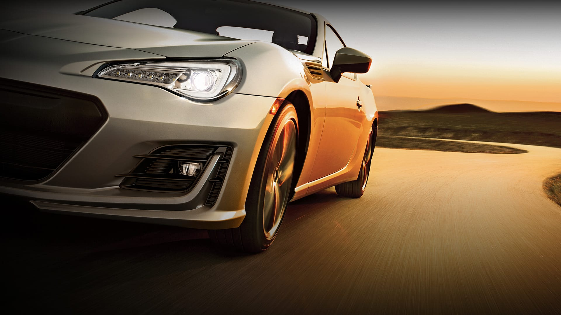 For a pure sports car like the BRZ, suspension is everything. SACHS<sup>&reg;</sup> performance dampers give the BRZ more stability, better ride quality, and more responsive handling.