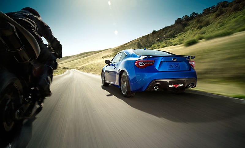 <b>Life begins at 7,000</b>  Hop on the accelerator of the BRZ, and feel the high-revving 2.0-liter SUBARU BOXER® engine that delivers the exciting-yet-predictable acceleration craved by driving purists. With broad, usable power that climbs enthusiastically to a lofty 7,400 rpm redline, the BRZ powerplant uses direct injection to maximize efficiency, while the Torsen® limited-slip differential keeps you under control, even under hard cornering.<br>