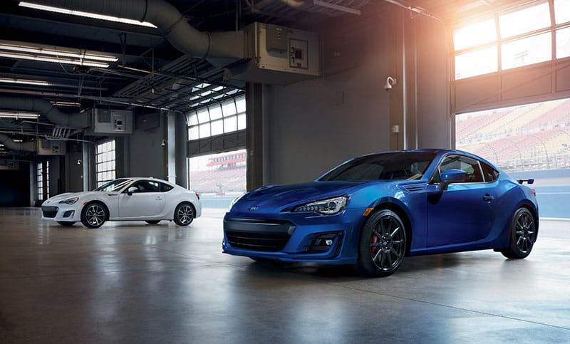<br>It's no wonder there's already a cult following—the BRZ offers one of the purest sports car driving experiences money can buy.<br><br><br>