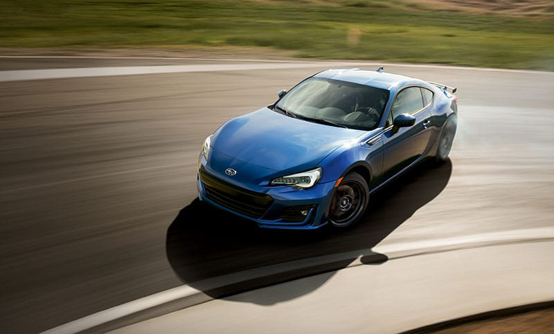 The communicative 13.1:1 steering ratio of the BRZ gives confidence and control to all drivers, regardless of skill level.<br><br><br>
