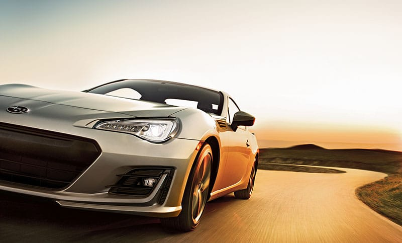 <b>SACHS® Performance Dampers</b>  For a pure sports car like the BRZ, suspension is everything. Sachs® performance dampers give the BRZ more stability, better ride quality, and more responsive handling.