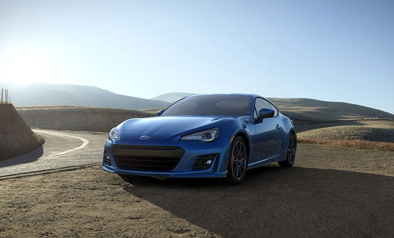 Brz Limited With Black Leather And Alcantara