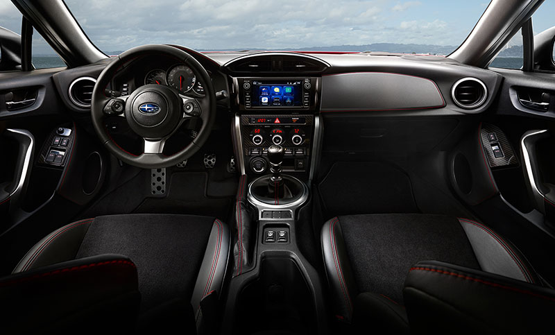 Awesome Inside The BRZ, Youu0027ll Find Supportive Seating And Approachable Technology  That Helps You