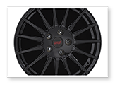 STI Alloy Wheel