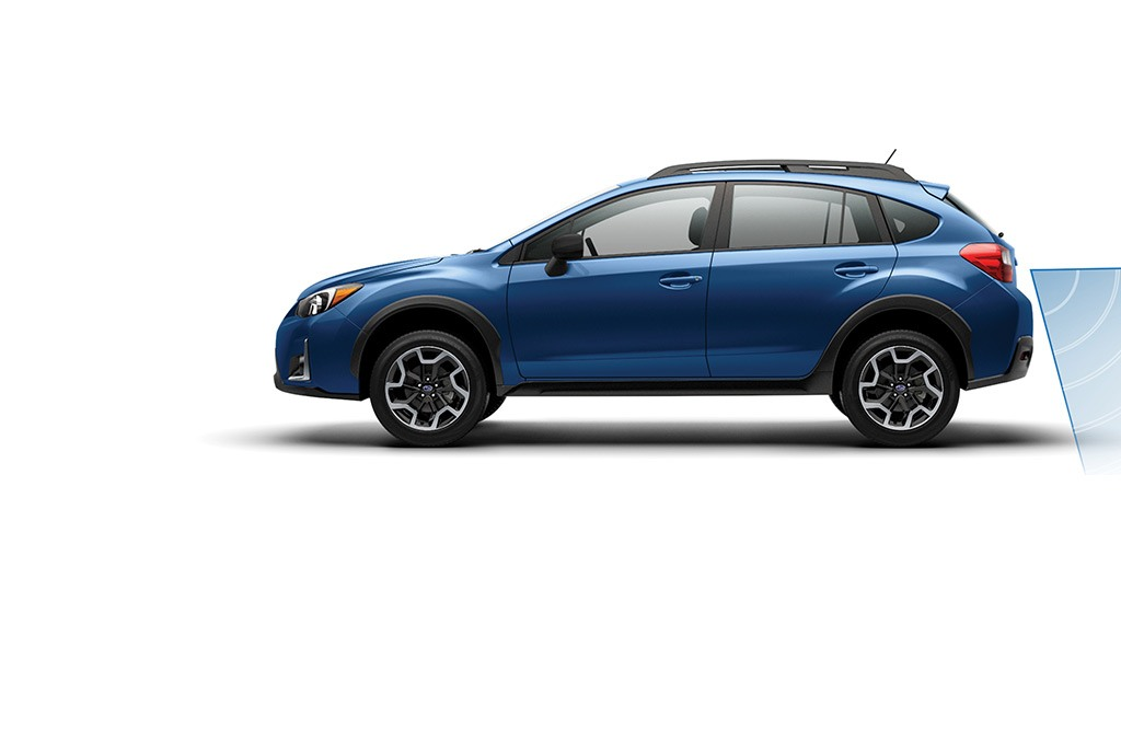 Blue 2016 Subaru Crosstrek
