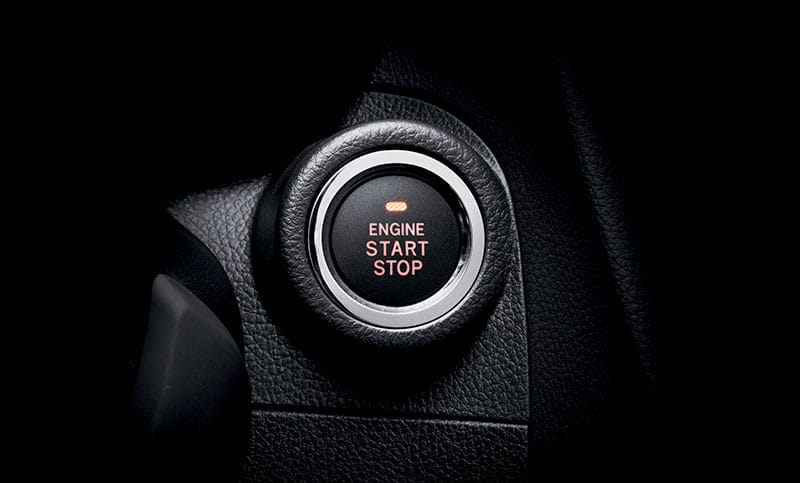 <b>Keyless Access with Push-button Start</b>  Keyless Access with Push-button Start and PIN-code vehicle access makes getting on your way a breeze. Plus, the system smartly prevents you from locking your keys in your car.