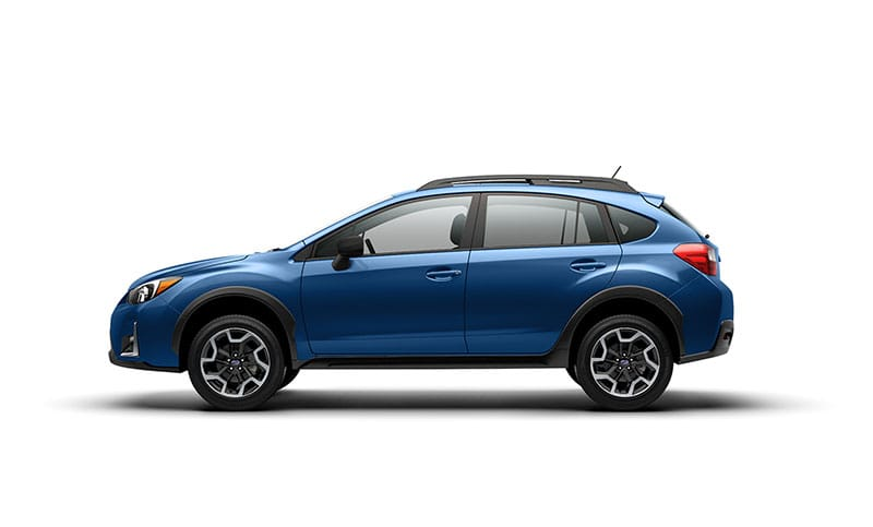 <b>Enhanced Safety</b>   As a 2016 IIHS Top Safety Pick+ with EyeSight®, it's no wonder the 2017 Crosstrek is great at protecting what's inside. SUBARU STARLINK™ Safety and Security offers instant access to help when you need it most 24/7, 365 days a year.<sup>9</sup> Its AWD capability means you'll have control, even in unfavorable weather, and available features like Blind-Spot Detection and Rear Cross-Traffic Alert<sup>10</sup> can help you avoid a collision.