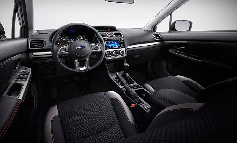 2017 Subaru Crosstrek Trim Options Crosstrek Trims