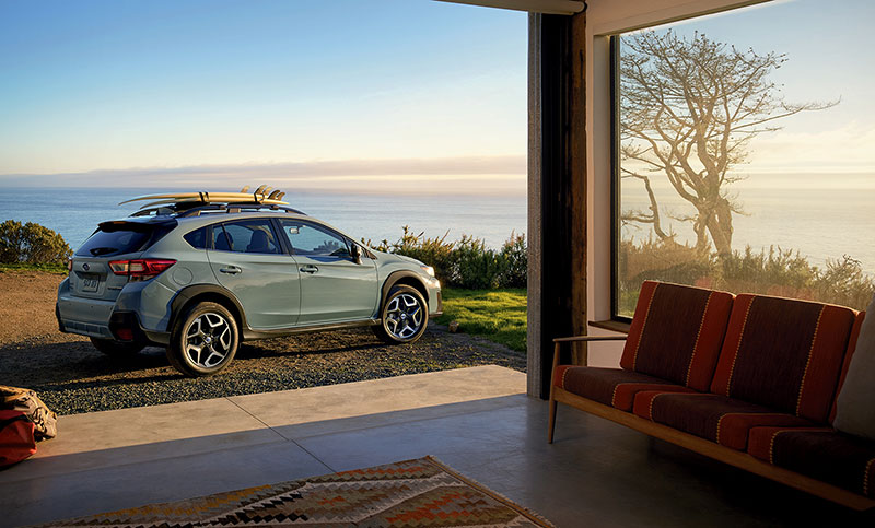 B Boundaries Are Meant To Be Challenged Br The Subaru Crosstrek Has Capability