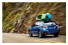 <b>Efficiency</b><br><br>Sacrifice nothing. Get exceptional capability and great fuel economy with the all-new Crosstrek. It earns up to 33 highway MPG<sup>7</sup> with standard Subaru Symmetrical All-Wheel Drive and a driving range of over 500 miles.<sup>12</sup> Now it also includes available X-MODE<sup>®</sup> with Hill Descent Control for extra control on steep and slippery roads<sup>8</sup>.<br>