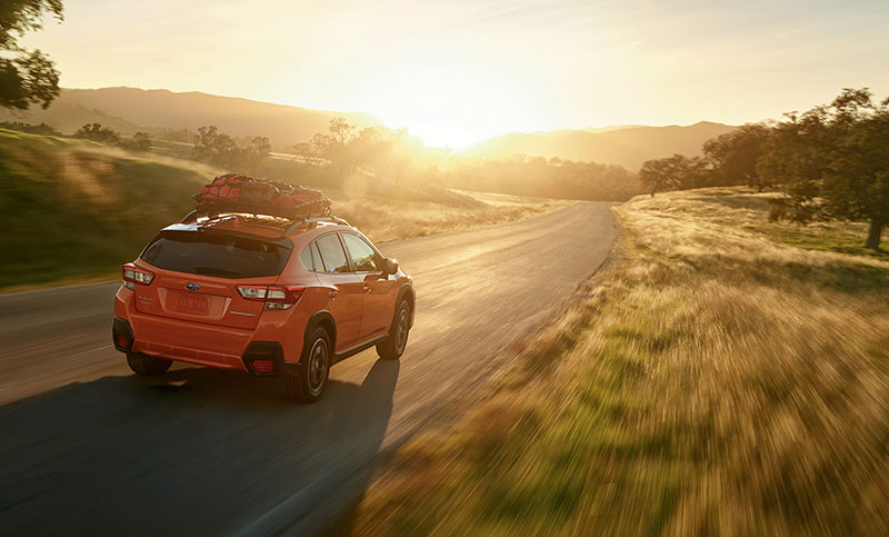 &ldquo;Hard to get to&rdquo; is where this SUV excels, thanks to standard Subaru Symmetrical All-Wheel Drive and up to 33 highway MPG.<sup>7</sup><br><br>