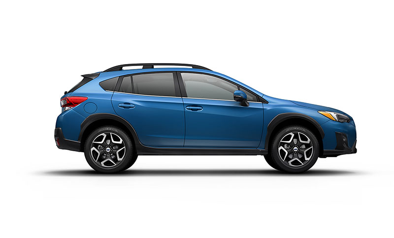 <b>Enhanced Safety</b><br> <br>Safety is more than just a duty for us—it's a passion. That's why every Crosstrek rides atop the new Subaru Global Platform with a stronger Ring-shaped Reinforcement Frame and 7 standard airbags<sup>13</sup>. You can count on SUBARU STARLINK<sup>™</sup> Safety and Security to give you instant access to help when you need it most 24/7, 365 days a year.<sup>1</sup> Its AWD capabilities mean you'll have control, even in unfavorable weather, and available features like Reverse Automatic Braking<sup>14</sup>, Blind-Spot Detection<sup>9,15</sup> and Rear Cross-Traffic Alert<sup>9,15</sup> can help you avoid a collision.
