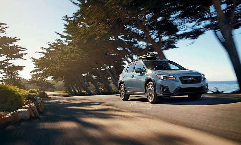 Explore the performance capabilities of the Outback CVT
