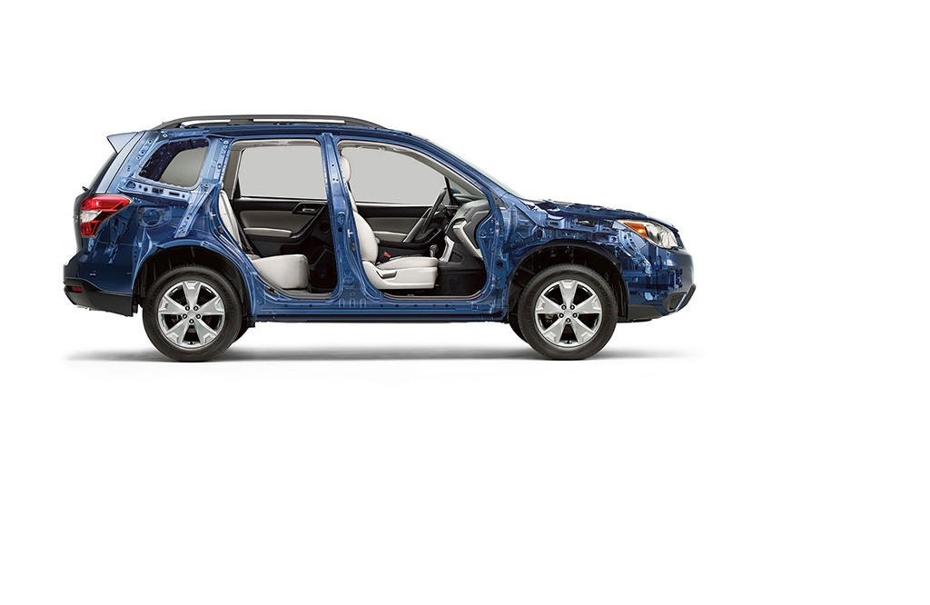 Subaru Forester Safety Features