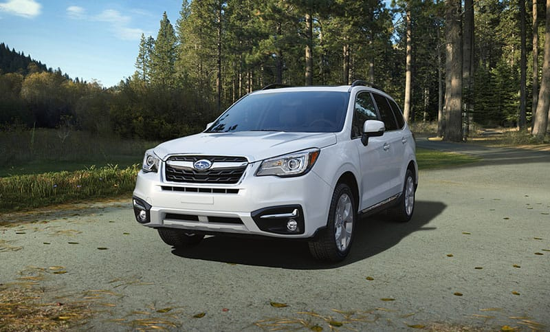 All-new 2017 Subaru Forester Gallery