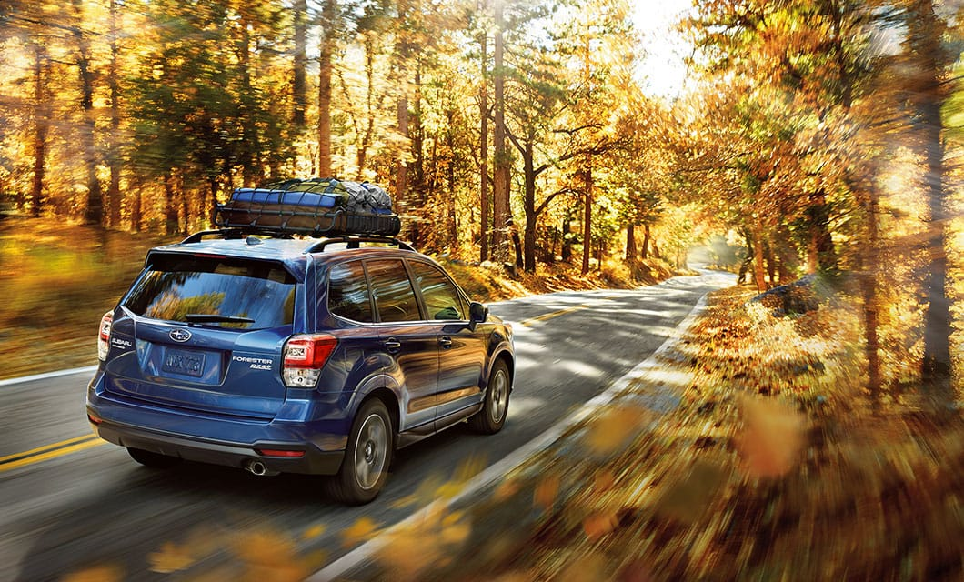 <br>At 32 mpg highway, the AWD Forester delivers better fuel economy than even some two-wheel drive competitors.<sup>17</sup><br><br><br>