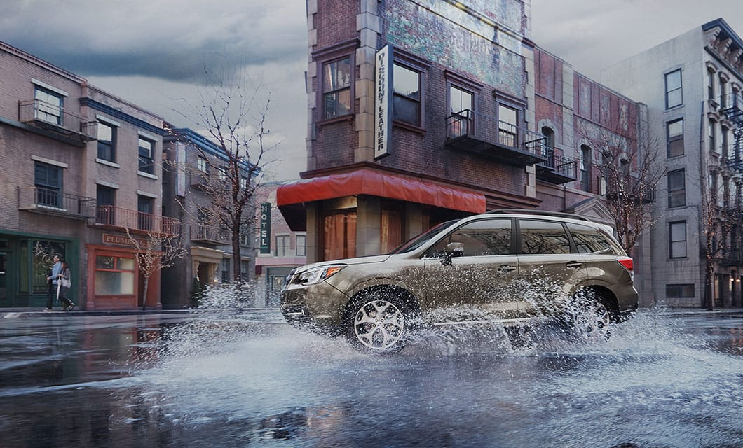<br>With standard Subaru Symmetrical All-Wheel Drive, your weekend can be as adventurous as you want it to be.<br><br><br>