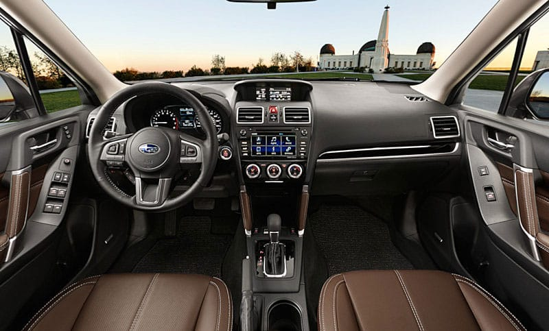 Subaru Forester 2 0 Xt Premium >> Get a 360 View of the 2018 Subaru Forester Interior
