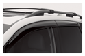 <b>Side Window Deflectors</b><br><br>Let the fresh air in while helping to keep the weather out. Black acrylic plastic construction is designed specifically for an exact fit. May not be legal in all states. Please check your state laws.<br>
