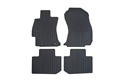 <b>All-weather Floor Mats </b><br><br>Custom-fitted, heavy gauge floor mats help protect the vehicle carpet from sand, dirt and moisture. Not intended for use on top of Carpeted Floor Mats.<br>