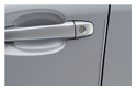 <b>Door Edge Guards</b><br><br>Help protect your door edges from dings and dents with custom-fit, body-color-matched Door Edge Guards. They are easy to install and preserve the appearance of your Subaru while seamlessly blending into the door design.<br>
