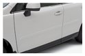 <b>Body Side Moldings</b><br><br>Color-matched moldings help protect vehicle doors from parking lot dings, while attractively blending with the lines of the car.<br>