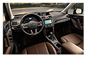 <b>Welcoming Cabin</b><br><br>Drivers and passengers are cared for with supportive seating and technology to stay informed, entertained, and connected.<br><br><br>