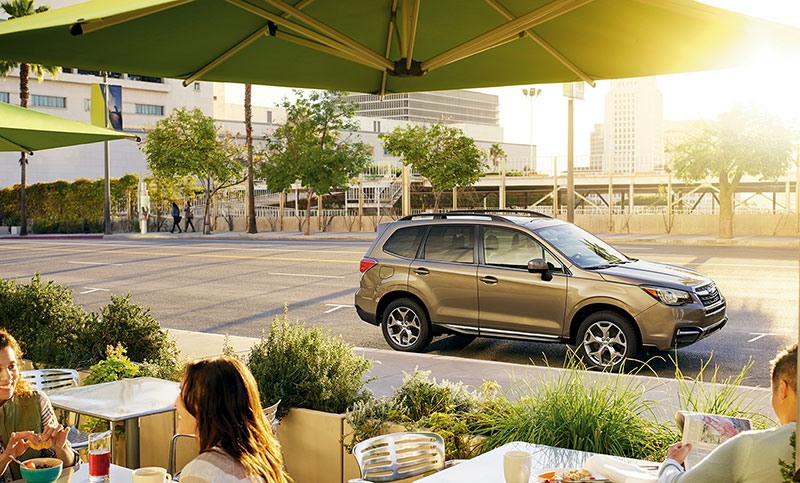 <br><b>Do what you love, and do it often.</b><br><br>Inspired to do more. Outstanding versatility, great fuel economy and an impressive safety reputation make the 2018 Forester a favorite when it comes to pursuing your passion with those you care about the most.<br><br><br>