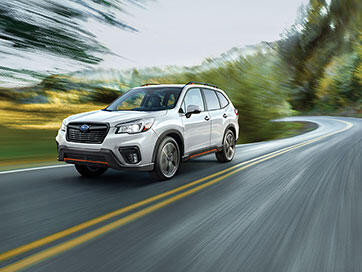The All New 2019 Subaru Forester Midsize Suv Is Ready For Adventure