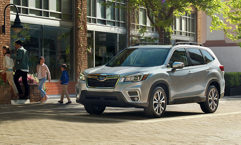 2019 Subaru Forester Specs Colors And Trims And More