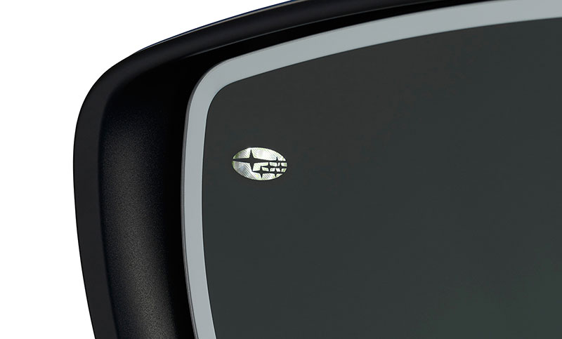 <b>Exterior Auto-Dimming Mirrors</b><br><br>Enhance your Auto-Dimming Mirror experience by adding the Exterior Auto-Dimming Mirrors with Approach Light.* When in traffic, the Exterior Auto-Dimming Mirrors help add to a safer driving experience by reducing headlight glare on the exterior mirrors. This occurs when excessive light is detected from the rear of the vehicle. The dimming level of the exterior mirrors is regulated by the level of light detected by the Interior Auto-Dimming Mirror.<br><br>*Requires accessory Interior Auto-Dimming Mirror.