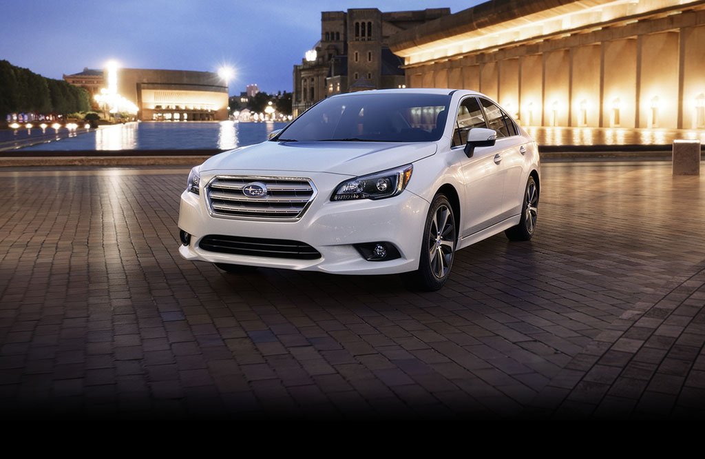 Subaru legacy 2016 colors