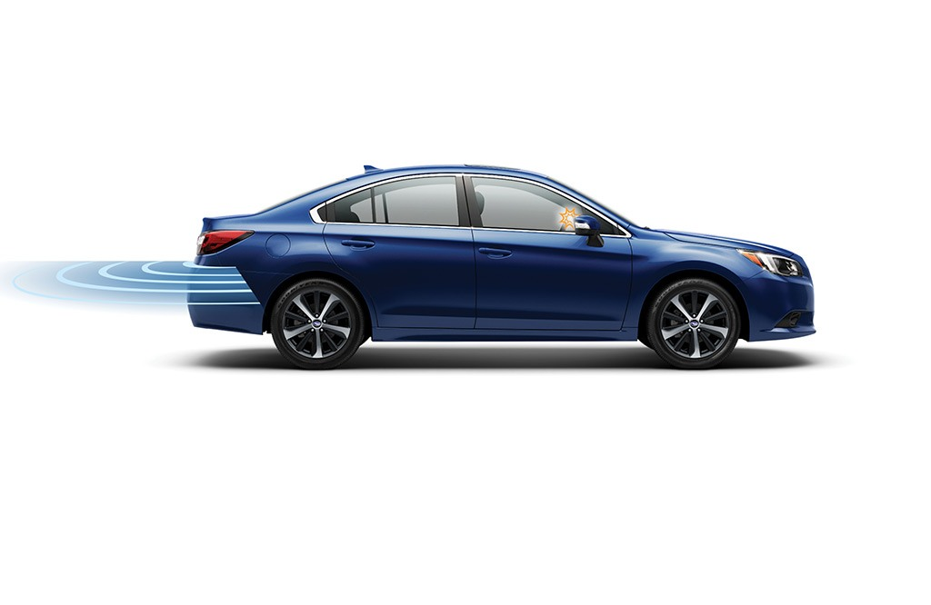 Subaru Legacy Safety Features