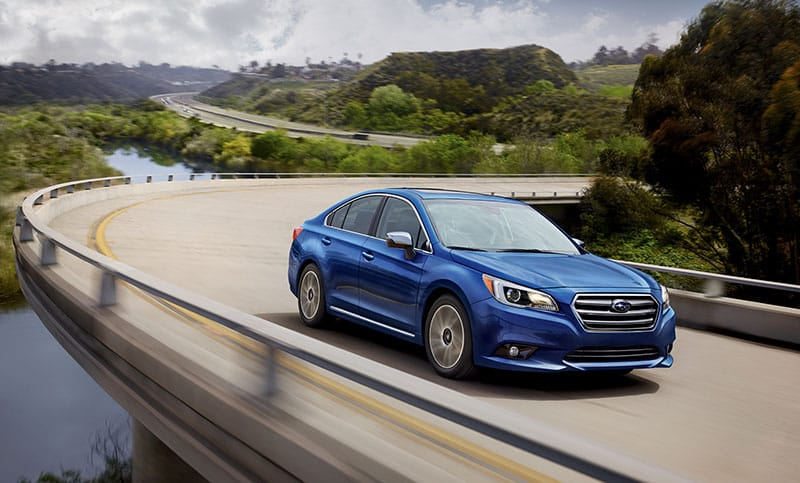 <br><b>See how far trust can take you.</b><br><br>Confidence and trust are their own kind of freedom in the new 2017 Legacy. The longest-lasting midsize sedan in its class<sup>1</sup>, this unique sedan is remarkably fuel-efficient, capable and well-protected. Legacy. It's not just a sedan. It's a Subaru.<br><br><br>