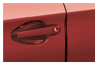 <b>Door Edge Guards</b><br><br>Help protect your door edges from dings and dents with custom-fit, body-color-matched stainless steel Door Edge Guards. They preserve the appearance of your Subaru while seamlessly blending into the door design.<br>