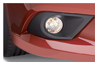 <b>Fog Lights</b><br><br>Cast a low and wide beam of light to enhance vision in inclement weather.<br>
