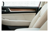 <b>Leather-trimmed Interior<br></b><br><br>Settle into the plush, perforated leather-trimmed seats with detailed stitching.<br>