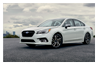 <b>Legacy 2.5i Sport Exterior</b><br><br>Distinction is in the details of the 2018 Legacy Sport. Outside you&rsquo;ll find exclusive features like a unique sport grille, 18-inch alloy wheels, satin silver mirror caps, chrome rocker trim and a trunk spoiler.<br>
