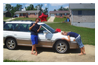 <b>Grandpa's Gift</b><br><br>&quot;When Grandpa finally decided it was time to &quot;retire&quot; from driving, he didn't have to look  far to find a new home for his faithful old Subaru. His grandkids were more than happy to carry on the tradition.&quot;<br><br>—Julie E., Wilmore, KY