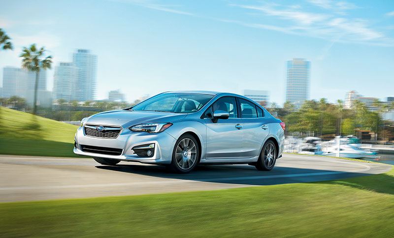 <b>2017 Impreza</b><br><br>Ready to go all out, the all-new 2017 Impreza is built to last, protect and get you where you want to go.