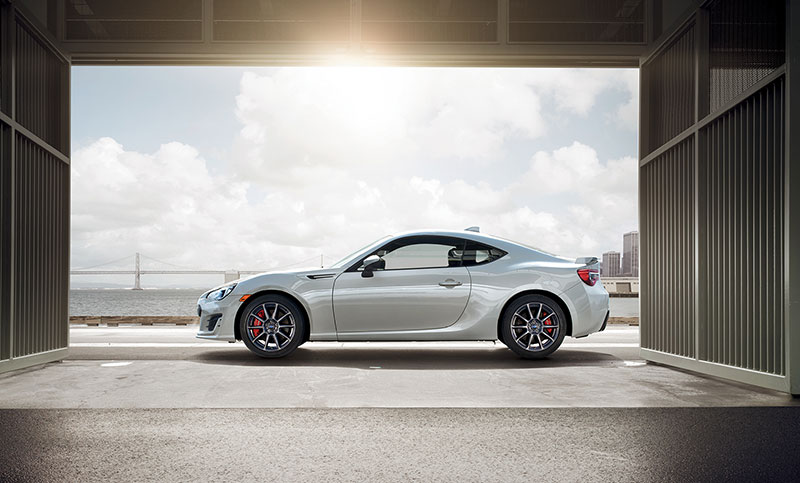 <b>2017 BRZ</b><br><br>The 2017 BRZ is how sports cars should be built—ultra-responsive, nimble and lightweight. This is how driving should feel.