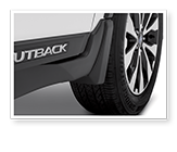 Subaru Outback Splash Guard,