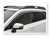 Subaru Outback Window Deflectors,