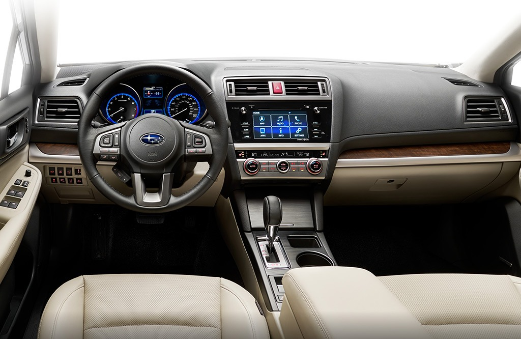 Subaru Outback Internal features