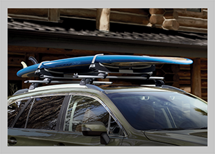 Captivating Subaru Outback Roof Rack Accessories | Thule Roof Rack