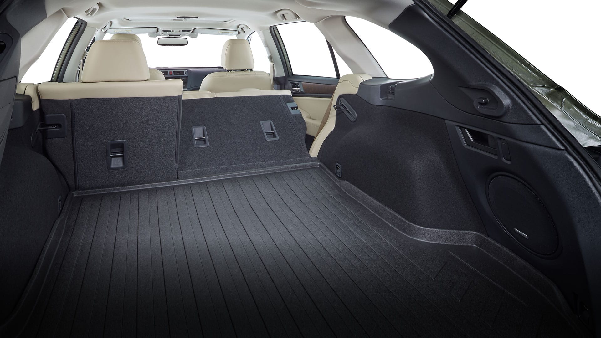 subaru outback cargo space 2017 subaru outback. Black Bedroom Furniture Sets. Home Design Ideas