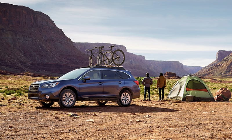 Br Start Planning Your Next Adventure Now Every Outback Comes Standard With Subaru
