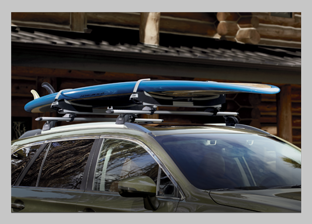 Thule Accessories For The 2018 Subaru Outback